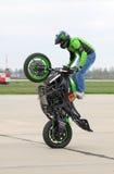 Stuntriding Photos libres de droits