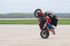 Stuntriding Photo libre de droits