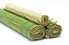 stuoie di bambù Immagine Stock