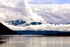 stupéfier de l'Alaska Photographie stock