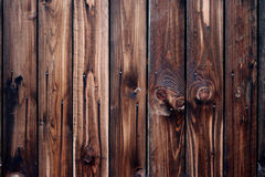 Stupéfier en bois de texture de nature de fond en bois en bois de barrière Images stock