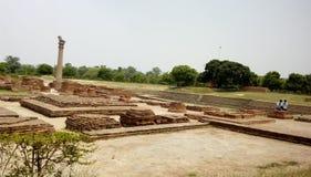 Stup de la paz de Vaishali Imagen de archivo