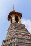 Stupa上面 库存图片