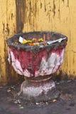Stupa在Muang Xai,老挝 库存图片