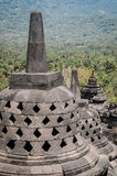 Stupa纪念碑 免版税库存照片