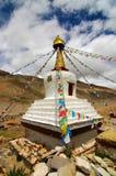 stupa Θιβετιανός Στοκ Εικόνες