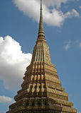 Stupa - μεγάλο παλάτι - Μπανγκόκ Στοκ εικόνες με δικαίωμα ελεύθερης χρήσης