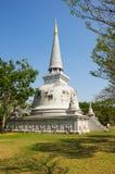 Stupa στο αρχαίο Σιάμ Στοκ Εικόνες