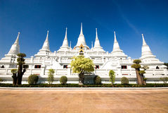 stupa Ταϊλάνδη Στοκ φωτογραφία με δικαίωμα ελεύθερης χρήσης