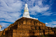 stupa Ταϊλανδός στοκ φωτογραφία