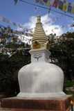 stupa του Κατμαντού Στοκ Εικόνα