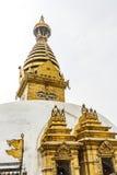 stupa του Κατμαντού swayambhunath Στοκ φωτογραφία με δικαίωμα ελεύθερης χρήσης