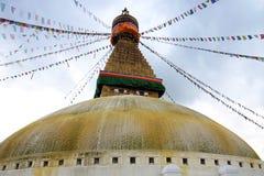 stupa του Νεπάλ Στοκ Φωτογραφίες