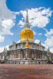 Stupa в Таиланде Стоковое Изображение RF