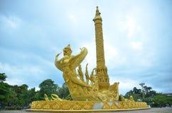 Stupa на Roi et Стоковые Изображения