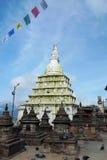 stupa Непала Стоковые Фото