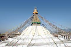 stupa Непала bodhnath стоковое изображение