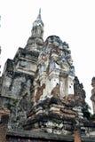 Stupa с стилем кхмера вызвало Prang Стоковая Фотография RF