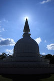 Stupa Royalty Free Stock Photo