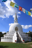 Stupa Lizenzfreie Stockbilder