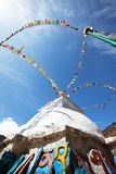 Stupa Photographie stock