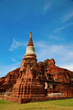 stupa 免版税库存照片