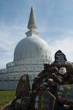 Stupa stock afbeeldingen