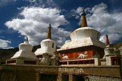 Stupa Fotografia Stock Libera da Diritti