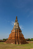 Stupa Στοκ φωτογραφία με δικαίωμα ελεύθερης χρήσης