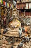 Stupa Stockfotografie