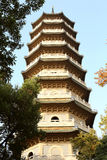 Stupa Royalty-vrije Stock Afbeelding