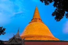 Stupa Stock Foto's