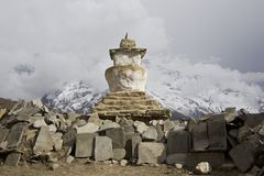 Stupa Imagen de archivo
