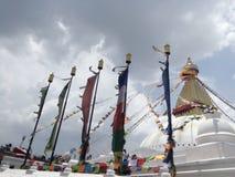 Stupa Royaltyfri Fotografi