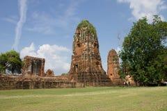 Stupa antico Fotografia Stock Libera da Diritti