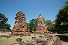Stupa antique Image stock
