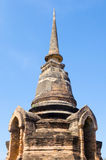 Stupa antique Photographie stock