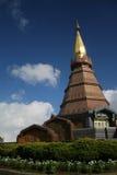 Stupa At Doi Inthanon Stock Images