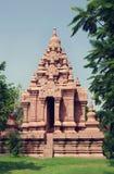 Stupa av Phra Maha That, forntida Siam, Thailand Fotografering för Bildbyråer