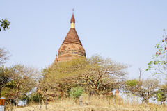 Stupa in Bagan, Myanmar Stock Photo