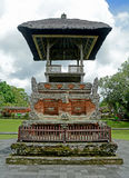 Stupa in Bali Temple Stock Images