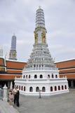 Stupa in Bangkok Royalty Free Stock Photography