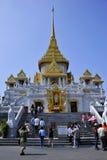 Stupa in Bangkok Royalty Free Stock Image