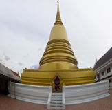 Stupa in Bangkok Stock Image