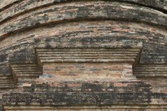 Stupa base. Royalty Free Stock Photos