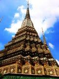 Stupa bei Wat Pho, Thailand Stockbild