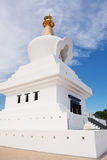 Stupa of Benalmadena Royalty Free Stock Images
