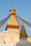 stupa bodhnath Стоковая Фотография