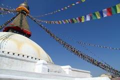 Stupa Bodnath Royalty Free Stock Photos
