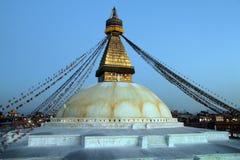 Stupa Bodnath Royalty Free Stock Photo